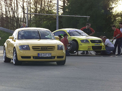 2002 Abt Audi Tt Limited. ABT Audi TT-Limited 2002