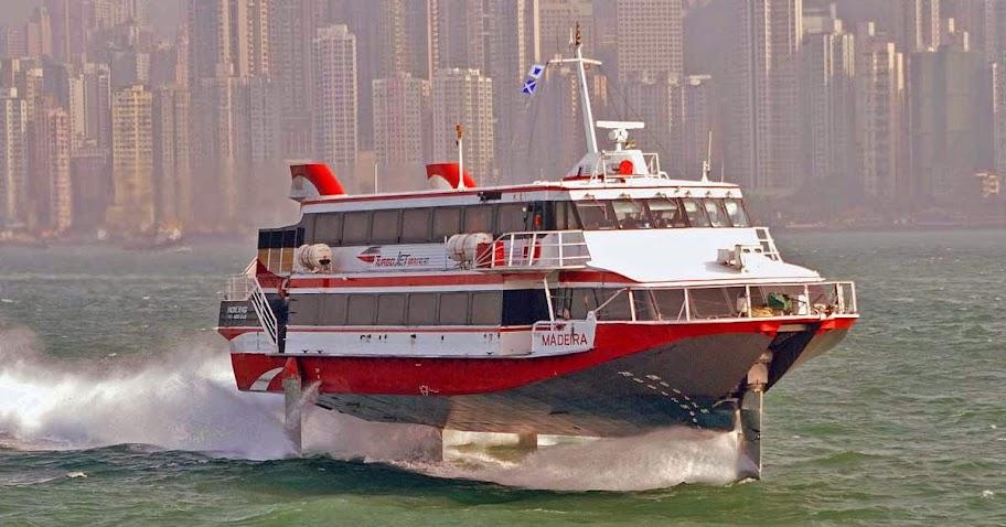 ferry boat macau