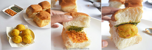 Vada Pav Recipe Step4