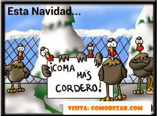 Mensajes de navidad graciosos