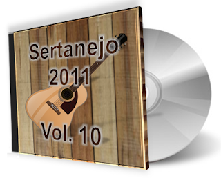 CD Sertanejo 2011 - Volume 10 (Especial)
