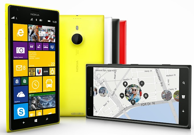 Nokia Lumia 1520 officially announced