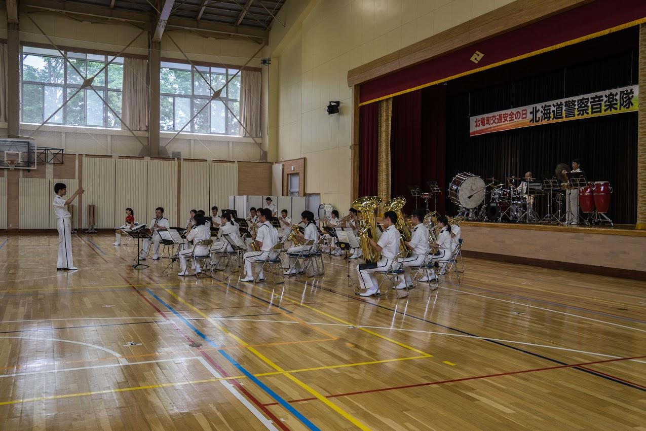 北海道警察音楽隊