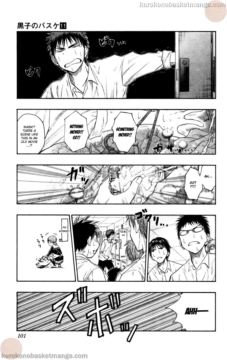 Kuroko no Basket Manga Chapter 94 - Image 17