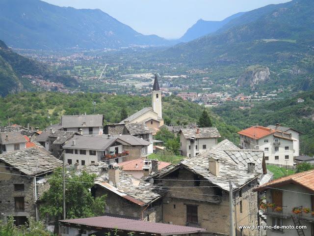 Rhône - Alpes, Mont Cenis, França