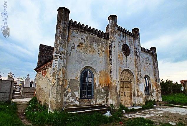 anexa capela filisanu filiasi cimitir