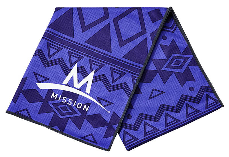 Mission EnduraCool Techknit Towel