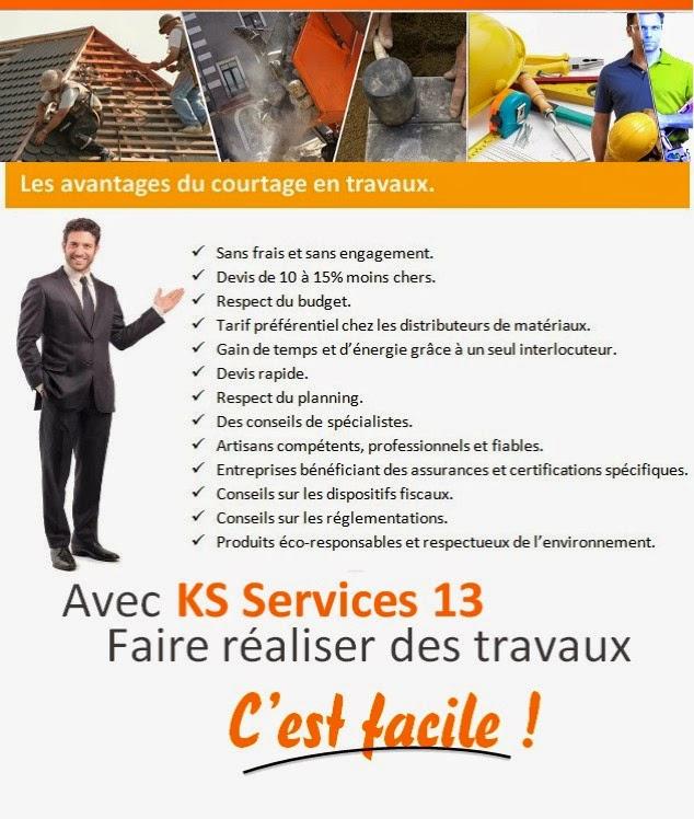 Ks services 13 faire des travaux de r novation dans votre maison noves - Travaux a faire chez particulier ...