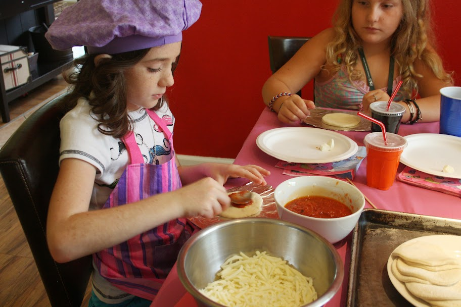 How to Cook Up the Best Birthday Party
