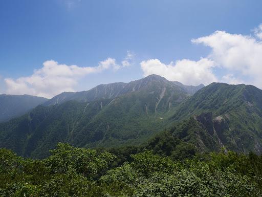 登山] 中央アルプス 上松Bコース...