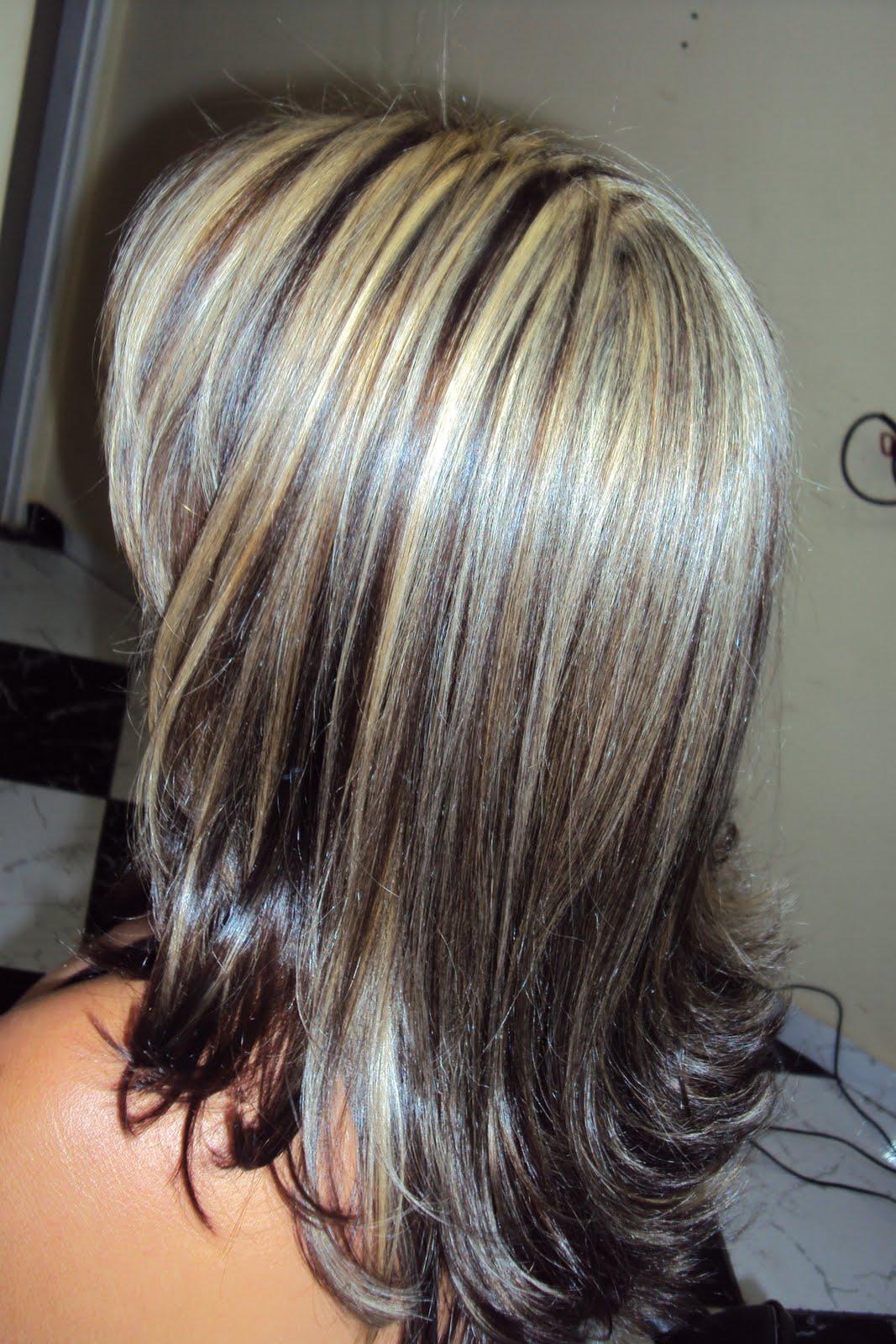daier s cabelo e est tica luzes mechas mechas