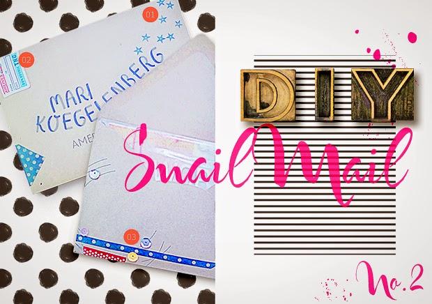 DIY // Snail Mail // Create an Impromptu Craft Kit // No. 2