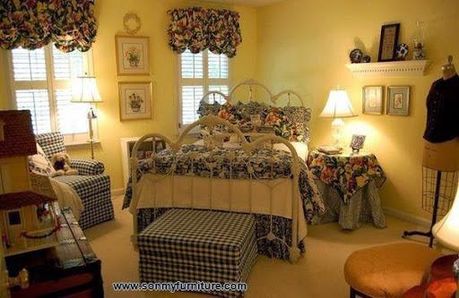 Các mẫu giường góc đẹp cho phòng ngủ nhỏ-2
