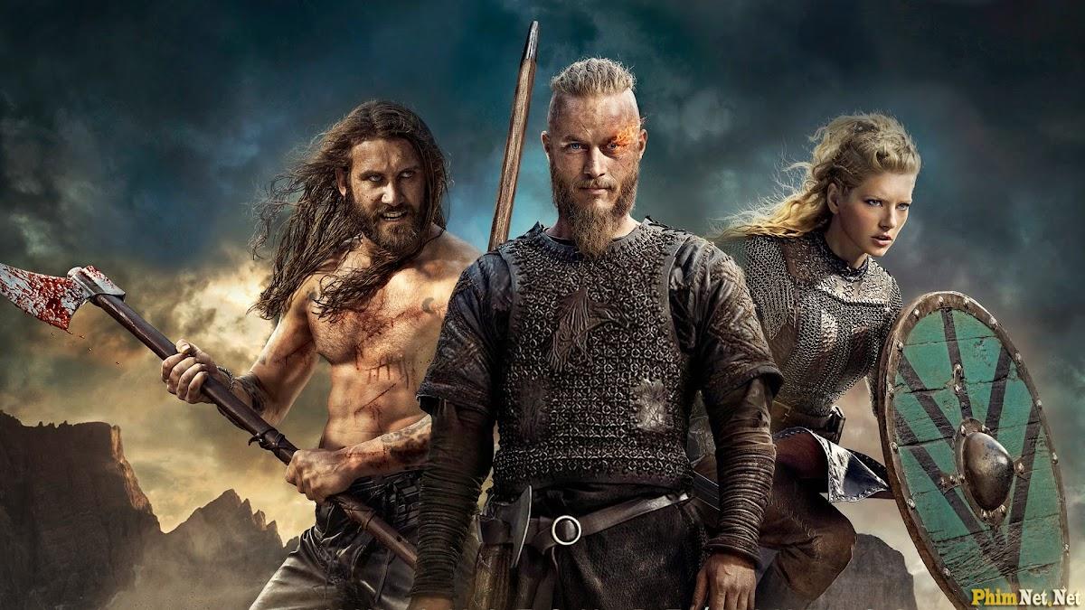 Xem Phim Huyền Thoại Viking Phần 3 - Vikings Season 3 - Wallpaper Full HD - Hình nền lớn