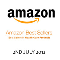 5 Top Amazon Best Sellers in Health Care Products (2nd July 2012) post image