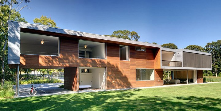 Country residence in Montauk