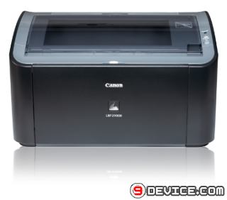 pic 1 - the way to download Canon LBP 2900B printer driver