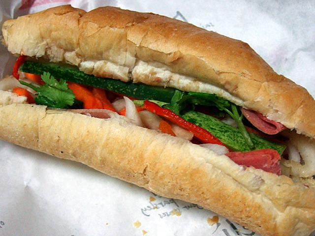 Saigon Sandwich @ Baguette