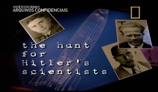 Download - National Geographic: Cientistas Nazistas - Dublado