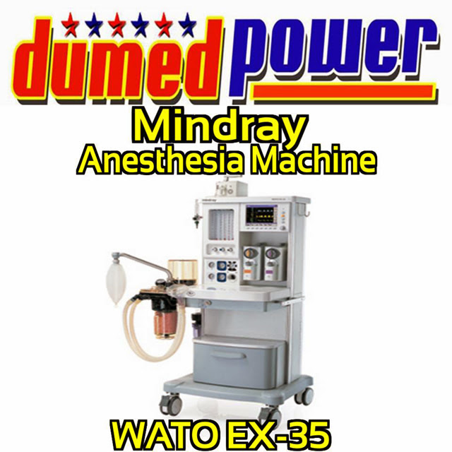 Mindray-Anesthesia-Machine-WATO+EX-35-Made-in-China