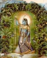 Goddess Yamuna Image