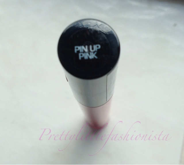 MUA Lip Gloss in Pin Up Pink