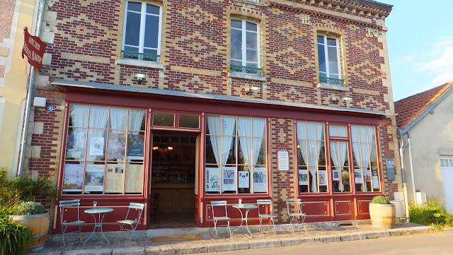 Hotel Baudy, Giverny, Monet, Francia, Elisa N, Blog de Viajes, Lifestyle, Travel