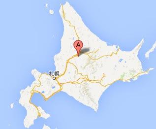 ライフラプサン・地図