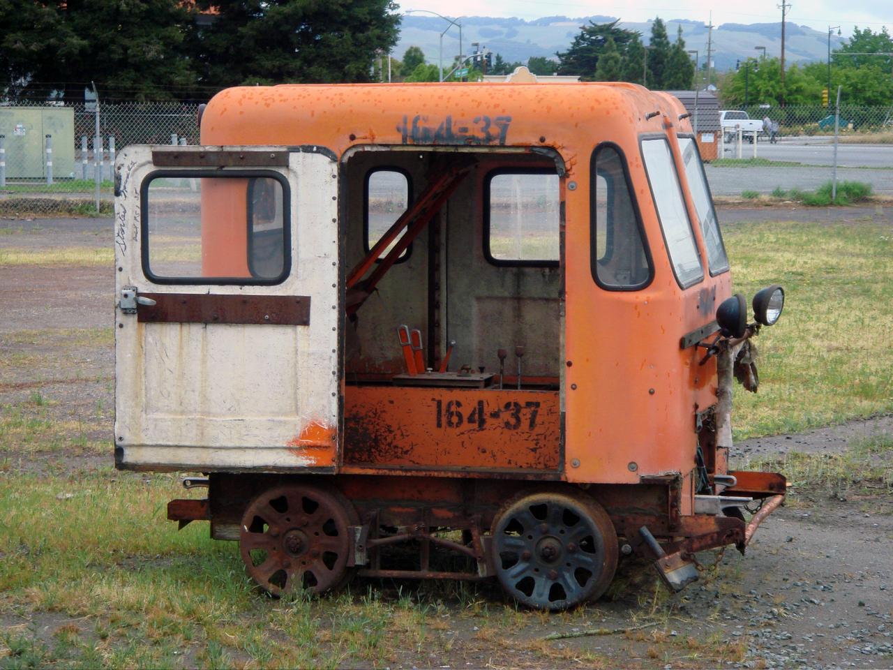 Rail Speeder Tour Oregon
