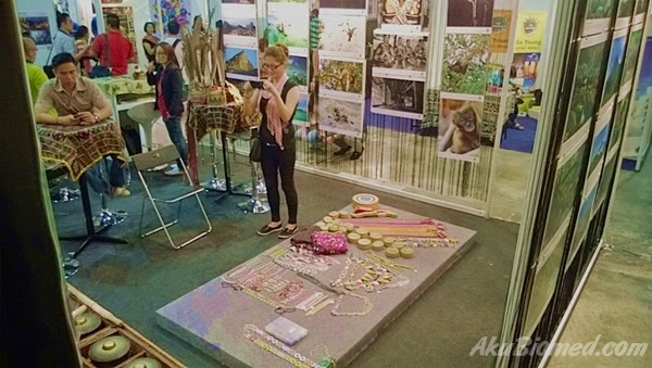 Booth Sabah Tourism Board