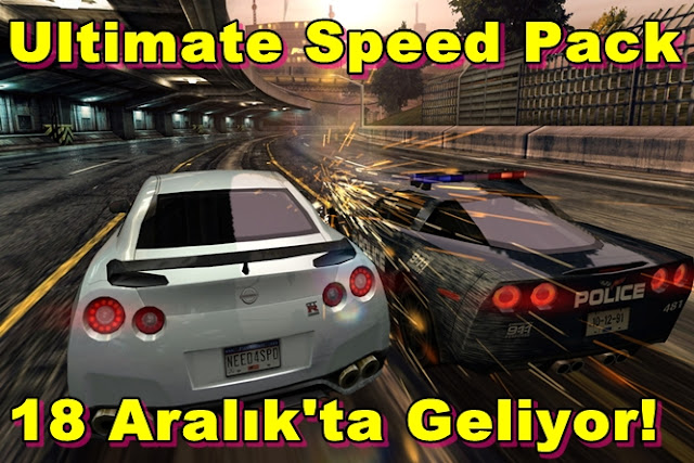 Need for Speed: Most Wanted İçin İlk Ek Paket Geliyor!