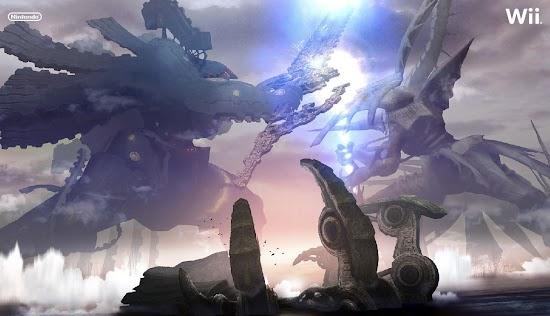Image de présentation de l'univers Xenoblade