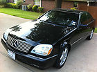 1997 Mercedes Benz S600 Coupe