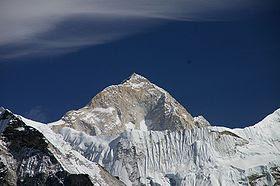Makalu - 10 Gunung Tertinggi Dunia