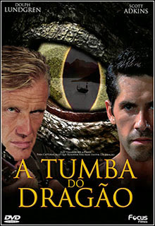 A Tumba do Dragão DVD R Capa