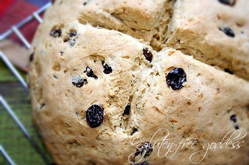 Gluten-Free Irish Soda Bread Recipe | Gluten-Free Goddess®