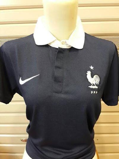 Jual Jersey Wanita Perancis Piala Dunia 2014