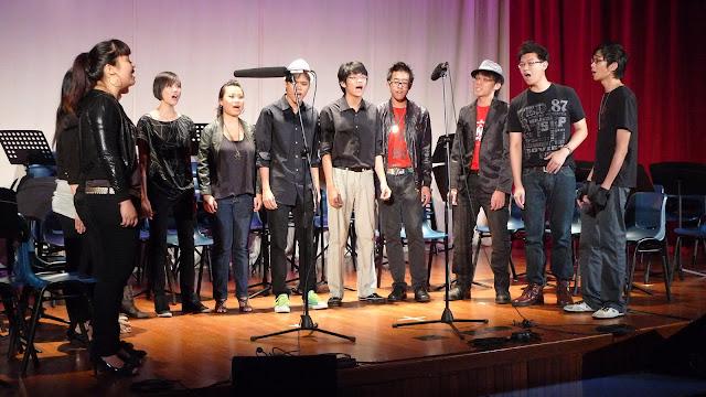 AJCAA Choir