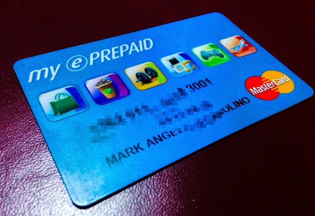 How to link BPI My e-Prepaid Mastercard® to iTunes and Appstore?