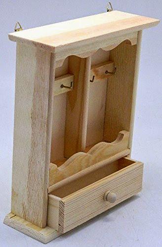 new design your own wood wall key box storage holder. Black Bedroom Furniture Sets. Home Design Ideas