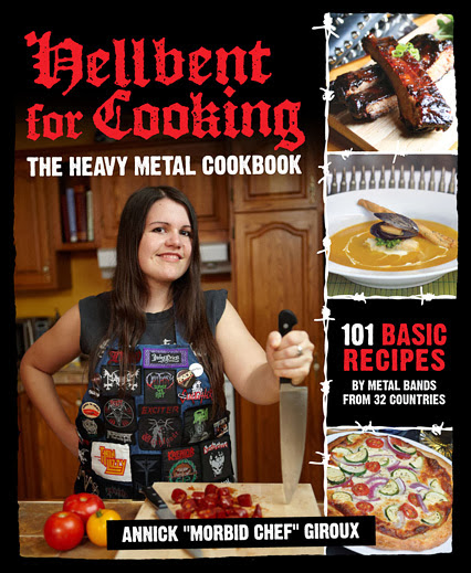 The Heavy Metal Cookbook