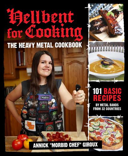 The Heavy Metal Cookbook