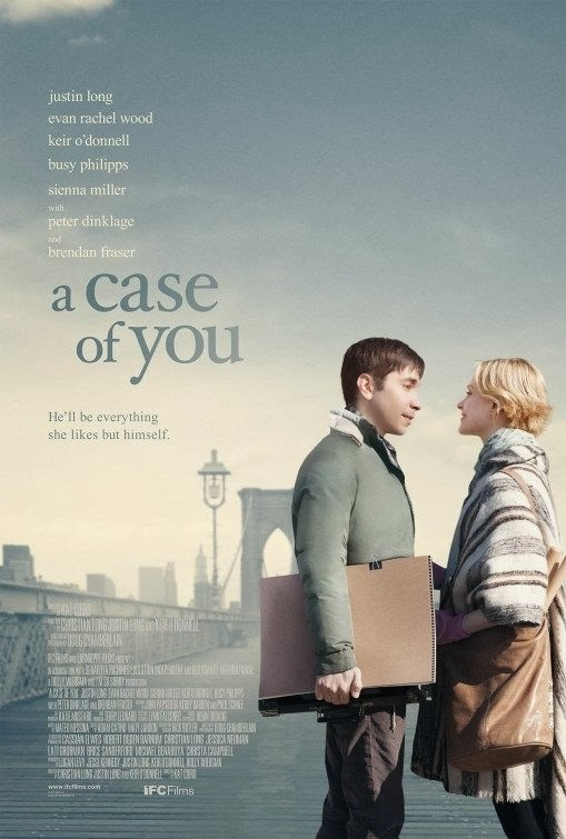 Poster Of English Movie A Case of You (2013) Free Download Full New Hollywood Movie Watch Online At alldownloads4u.com