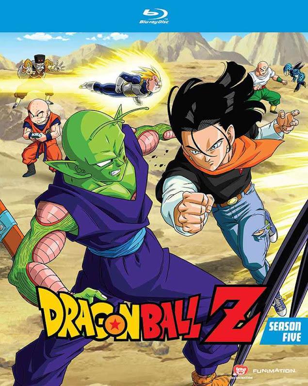 Dragon Ball Z – Temporada 5 [4xBD25]