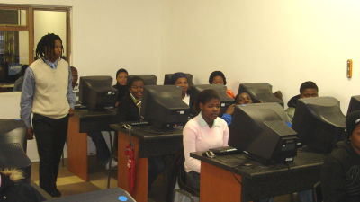 SA's LOCAL SEARCH ENGINE - COMPUTER TRAINING