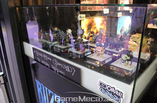 Gstar 2011: Toàn cảnh gian hàng Blizzard Entertainment 6