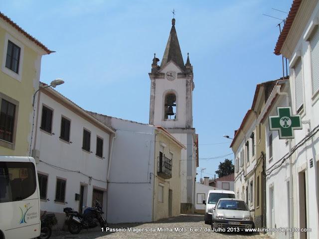 1º passeio Viagens na Minha Moto, Vila Velha de Rodão