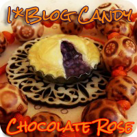 "Blog Candy di...""Chocolate Rose"""