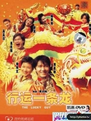 Phim Hoàng Tử Bánh Trứng - The Lucky Guy (1998)