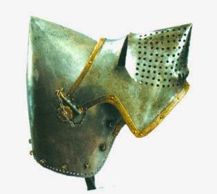 Шлемы с забралами